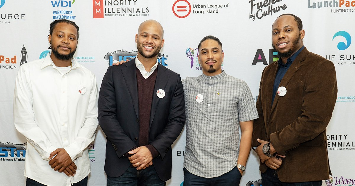 How Blue Surge Marketing Agency Fueled The Growth of Minority Millennials on Long Island