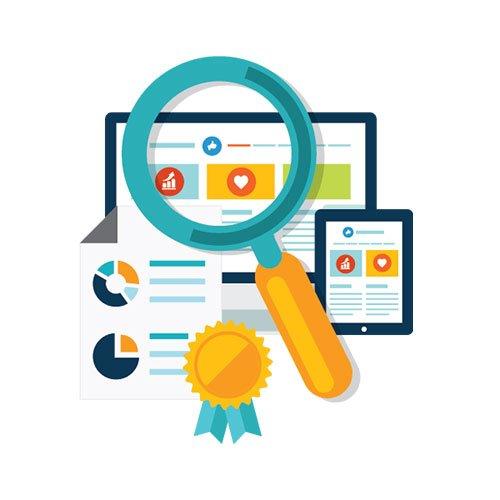 website audit by blue surge marketing agency