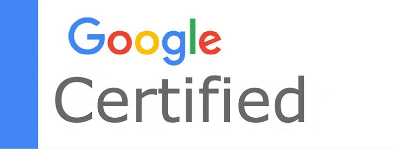 blue surge marketing agency is google ads certified