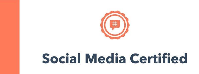 blue surge marketing agency is hubspot certified in social media
